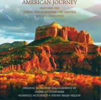 Music CD - American Journey